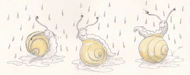 il pleut! il mouille!...